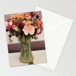Beauty in all Its Stages Stationery Cards
