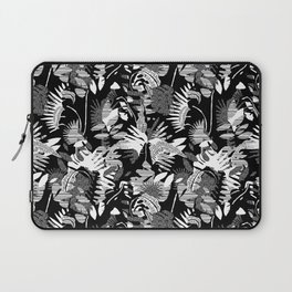 junglecamo mono Laptop Sleeve