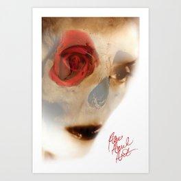 evil women Art Print