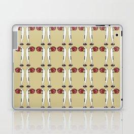 "Charles Rennie Mackintosh ""Roses"" (3) Laptop & iPad Skin"