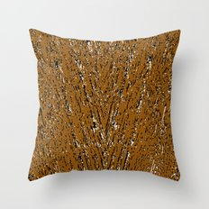 maserung Throw Pillow