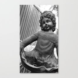 Faded Grace Canvas Print