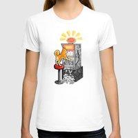 shiba T-shirts featuring Shiba Slots by  terrorbunnystudios