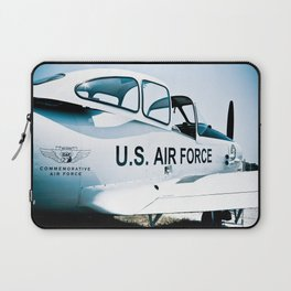US Air Force Airplane Laptop Sleeve