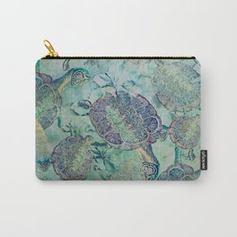 Watery Whimsy Carry-All Pouch