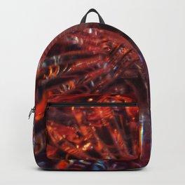 Crystal Daisy Backpack