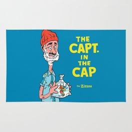 The Capt. In The Cap Rug