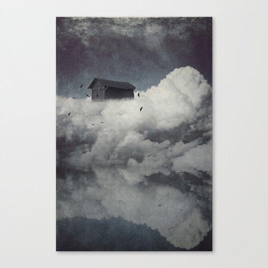 Dream Shack Canvas Print