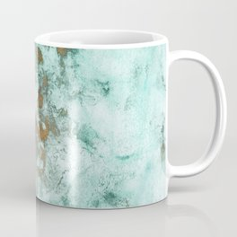 MARBLE - INKED INCEPTION - GOLD & ICE Coffee Mug