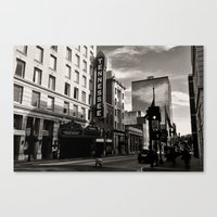 tennessee Canvas Prints featuring Tennessee by Stephanie Cantwell