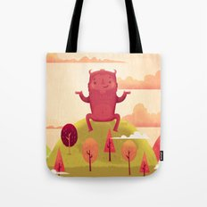 Welcome Autumn! Tote Bag