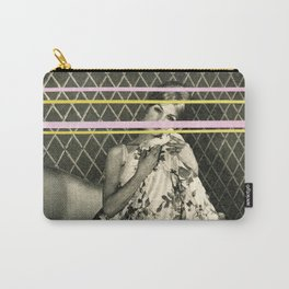 Bedroom Eyes Carry-All Pouch