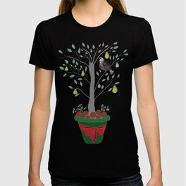 12 Days of Christmas Partridge in a Pear Tree T-shirt