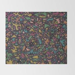 mgufmooo999999999 Throw Blanket