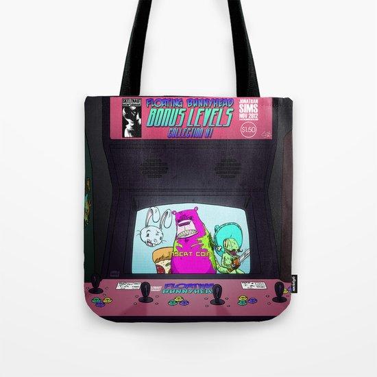 FBH Bonus Level Arcade Tote Bag