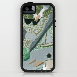 Carrot picnic iPhone Case