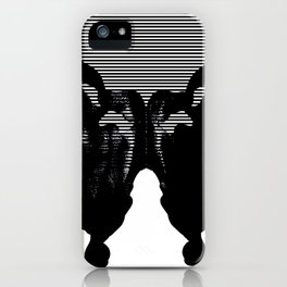 UNTITLED 1 (2017) iPhone Case