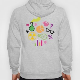 Neon Scientist Hoody