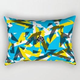 Never Lost Rectangular Pillow