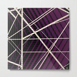 Crossroads - arrow Metal Print