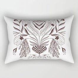 Beetroots in your kitchen are natural super foods Rectangular Pillow