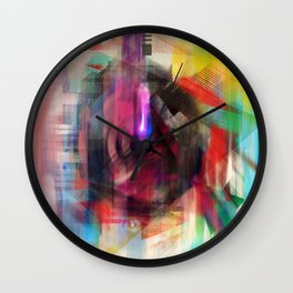 Point one nine nine  Wall Clock