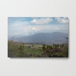Antigua Trail Metal Print