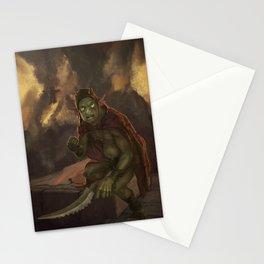 Goblyn Chief Stationery Cards