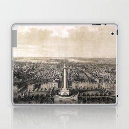 Baltimore - Maryland - 1862 Laptop & iPad Skin