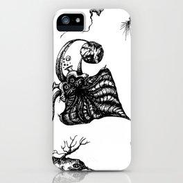 Hoja iPhone Case