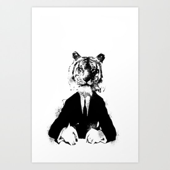 and you don't  mess around with jim Art Print