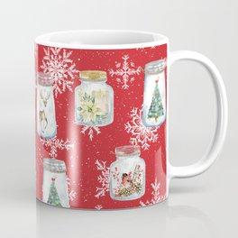 Christmas Jars Coffee Mug