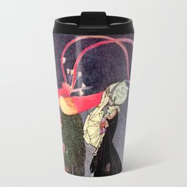 "Kay Nielsen Illustration from ""Powder and Crinoline"" Travel Mug"