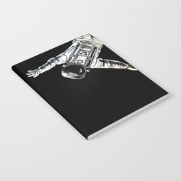 I'll take you to Mars Notebook