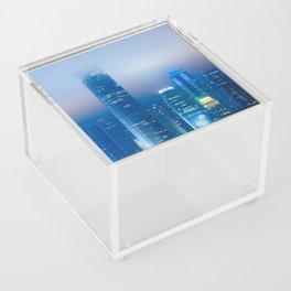 Hong Kong Fog Acrylic Box