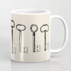 Usb Keys Mug