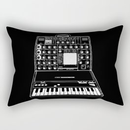 EMS Synthi A. Rectangular Pillow