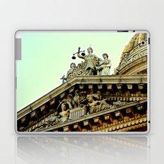 Lady Justice Laptop & iPad Skin