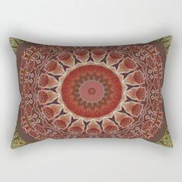 Better than Yours Colormix Mandala 11 Rectangular Pillow