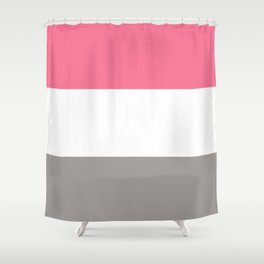 Block Stripes - Paloma Shower Curtain