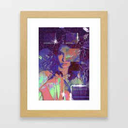 My name's 'Blurryface' and I care what you think. My name's 'Blurryface' and I care what you think. Framed Art Print
