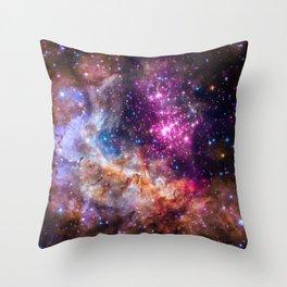 Westerlund 2 Chandra Throw Pillow