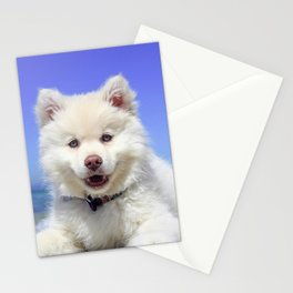 Puppy 20161101 Stationery Cards