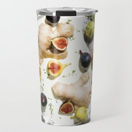 SEPTEMBER -- Haute Pastry with a Twist on the Upper West Side.  Travel Mug
