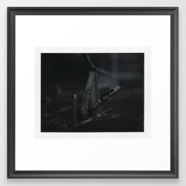 Twisted Memories Framed Art Print