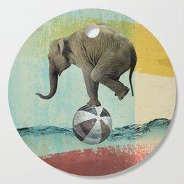 Elephant Balance Cutting Board