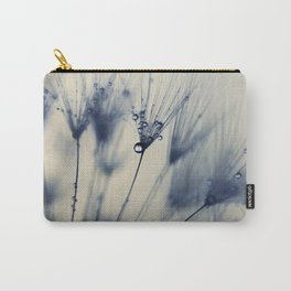 dandelion blue III Carry-All Pouch