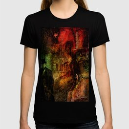Whitechapel , first murder of Jack The Ripper T-shirt