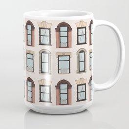 Upper West Side Windows Coffee Mug