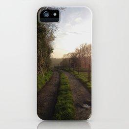 Wanderings iPhone Case